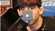 Fighters honor Jens Pulver at post-fight press conference