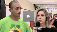 Amilcar Alves motivado para o retorno ao octagon