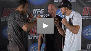 Dana says it's the toughest division in MMA - now hear from competitors Ryan Bader and Antonio Rogerio Nogueira about what they expect at UFC 119.