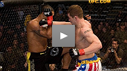 Alan Belcher adds a highlight reel knockout to his fight collection as he stuns Jorge Santiago in the third round of a memorable middleweight matchup.