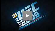 Watch the UFC® Best of 2009 this Wednesday