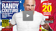 Go behind the scenes at Randy Couture&#39;s UFC mag cover shoot - new issue is on stands now; he fights at UFC 118.