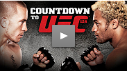 Countdown to UFC 124: St-Pierre vs. Koscheck - the rival TUF coaches rematch in a bout that will determine the champ - will Kos pull off the upset of the year?!