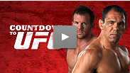 Antonio Rogerio Nogueira takes on Ryan Bader in a UFC 119 battle to see who's hungrier... and more dangerous inside the Octagon.