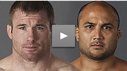 Countdown to UFC 123: Hughes vs. Penn - two legends focus in on a bout they say is more important than any belt.