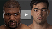Countdown to UFC 123: Rampage vs. Machida - follow the former champs as they prepare for a war that will shoot one of them back into the title mix.