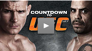 Bisping vs. Rivera: Two Octagon workhorses write themselves into the grudge match of the year at UFC 127.