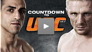 For one lightweight, UFC 127 will be a career-changing win. Hear from Siver and Sotiropoulos as they prepare for the ultimate stand-up vs. grappling showdown.
