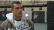 Vitor Belfort fala sobre o UFC 126: Treinamento, Cinturao e Anderson Silva