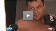 """I knew that was gonna happen"" - Matt Mitrione evaluates his performance and describes the type of fight he'd like to get into next."