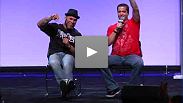 Wanderlei Silva takes the stage at the UFC Fan Expo to take questions from the UFC Fight Club. Hosted by UFC commentator Mike Goldberg.