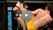 Jon Fitch looked to give UFC® newcomer Chris Wilson a rude welcome to the Octagon™.