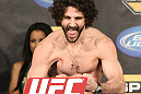 UFC Fight for the Troops Weigh in: Charlie Brenneman