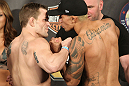 UFC Fight for the Troops Weigh in: Lowe vs. Freire
