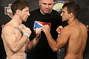 UFC Fight for the Troops Weigh in: Brown vs. Yahya