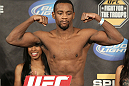 UFC Fight for the Troops Weigh in: Yves Edwards