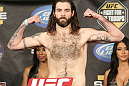 UFC Fight for the Troops Weigh in: Cody McKenzie