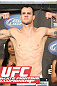 UFC Fight for the Troops Weigh in: Cole Miller