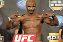 UFC Fight for the Troops Weigh in: Melvin Guillard