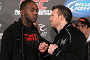 Jon Jones & Ryan Bader