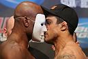 Anderson Silva & Vitor Belfort