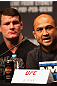 Michael Bisping &amp; BJ Penn