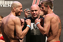 UFC 127 Weigh-in: Jewtuszko vs. Warburton
