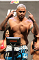 UFC 127 Weigh-in: Mark Hunt