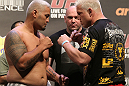 UFC 127 Weigh-in: Hunt vs. Tuchscherer