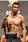 UFC 127 Weigh-in: Riki Fukuda