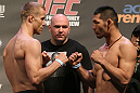 UFC 127 Weigh-in: Ring vs. Fukuda