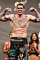 UFC 127 Weigh-in: Chris Camozzi