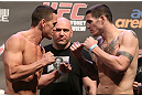UFC 127 Weigh-in: Noke vs. Camozzi