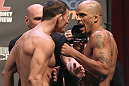 UFC 127 Weigh-in: Bisping vs. Rivera