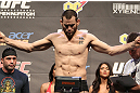 UFC 127 Weigh-in: Jon Fitch