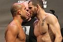 UFC 127 Weigh-In: BJ Penn vs. Jon Fitch
