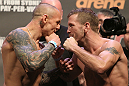 UFC 127 Weigh-in: Pearson vs. Fisher