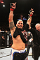 Winner, Mark Hunt