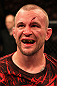 Chris Lytle after his loss to Ebersole