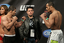 Rousimar Palhares & Dave Branch