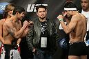 Joe Stevenson & Danny Castillo