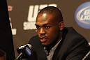 "UFC 128: Pre-Fight Press Conference: Jon ""Bones"" Jones"