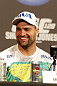 UFC 128: Pre-Fight Press Conference: Mauricio