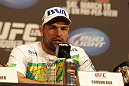 "UFC 128: Pre-Fight Press Conference: Mauricio ""Shogun"" Rua"