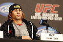 UFC 128: Pre-Fight Press Conference: Urijah Faber