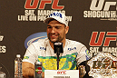 UFC 128: Pre-Fight Press Conference: Shogun Rua