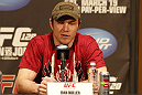 UFC 128: Pre-Fight Press Conference: Dan Miller