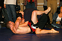 UFC 128 Open Workouts: Nate Marquardt