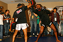 UFC 128 Open Workouts: Jon Jones