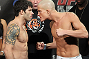 UFC 128 Weigh-ins: Assuncao vs. Koch